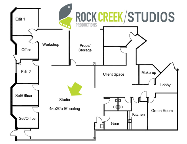 rock creek studio