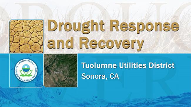 EPA Drought Response