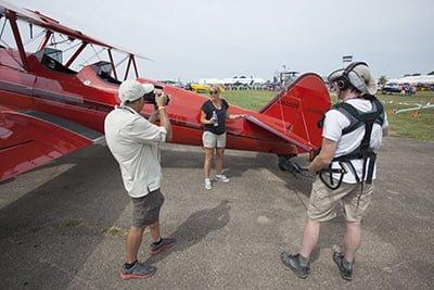 FAA Airshow Shane Dave