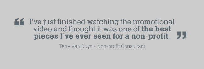 review from non-profit consultant