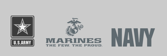 military branches logos