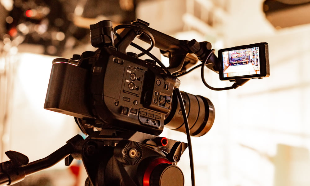 government video production services being offered