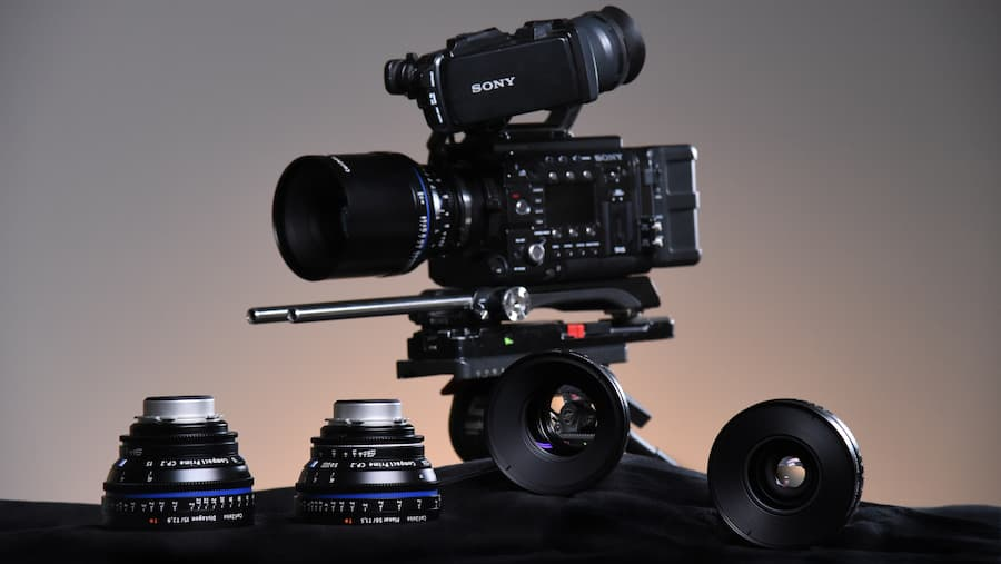 Digital Cinema Production Equipment for Rent